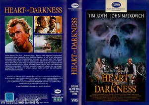 Vhs Heart Of Darkness Herz Der Finsternis 1994 John