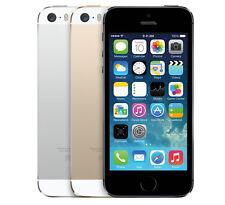 IPHONE 5S 32GB SILVER GOLD GREY GRADO AA++ COME NUOVO GARANZIA E ACCESSORI