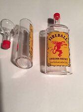 Fireball Whiskey Swing Top Shot Glass.  Lot Of 5