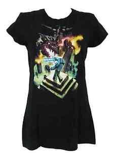 T-shirt Minecraft Enderman Da Donna Piccolo//Medio