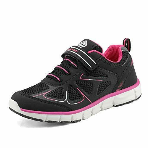 DREAM PAIRS Kids Boys Girls Run Racer Shoes Outdoor Sports Athletic Sneaker