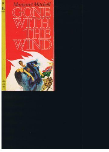 Gone with the Wind By  Margaret Mitchell. 9780330240048