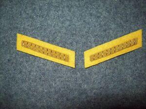 Civil-War-reenactors-Collar-Insignia-2nd-LT-Cavalry