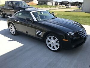 For sale 2004 Chrysler Crossfire Limited low mileage
