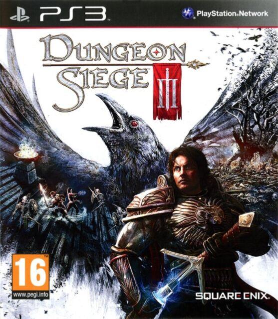 jeu DUNGEON SIEGE III pour PLAYSTATION 3 en francais PS3 legion ehb  NEUF / NEW