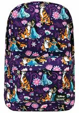 c6720e486b item 7 Loungefly Disney Aladdin Jasmine Princess AOP Backpack School Bag  Purple -Loungefly Disney Aladdin Jasmine Princess AOP Backpack School Bag  Purple