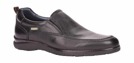 Pikolinos Men's San Lorenzo Slip-On M1C-3036 nero Leather