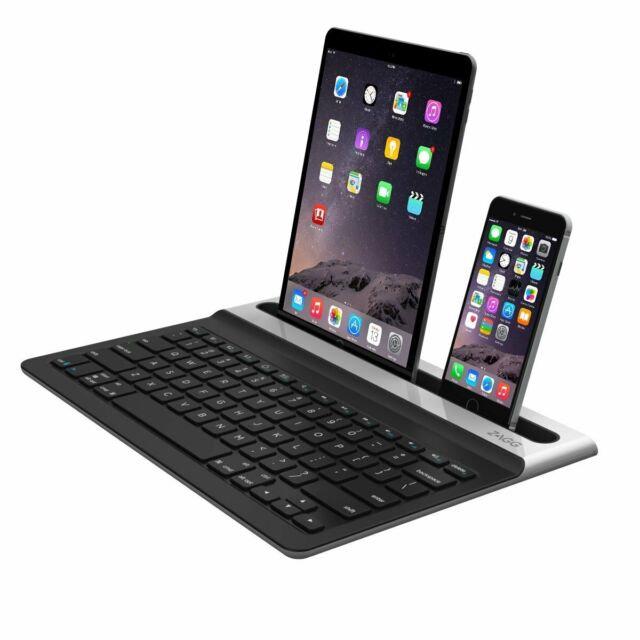 Zagg Limitless Full Size Bluetooth Mobile Keyboard Stand