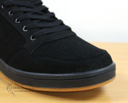 Dek Quark V2 Hommes /& Garçons Chaussures De Skate Skateboard Baskets Noir Décontracté Baskets