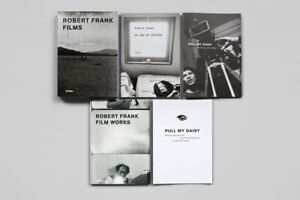 ROBERT-FRANK-FILM-WORKS-BOX-SET-OF-4-DVDS-PLUS-BOOKLETS-PULL-MY-DAISY