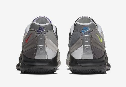 Roger 10 Am Zoom Greedy Federer 5 Max 95 Nuevo Nike Tamaño Vapor Air hombre X Rf para 8c7Ywqx