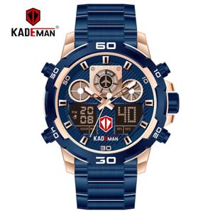 KADEMAN-Men-Watch-Full-Steel-Sports-Digital-Watches-Waterproof-Top-Luxury-Brand