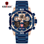 KADEMAN-Men-Watch-Full-Steel-Sports-Digital-Watches-Waterproof-Top-Luxury-Brand thumbnail 1