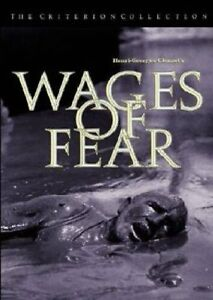 Wages-of-Fear-1953-Criterion-Collection-DVD-New-Factory-Sealed