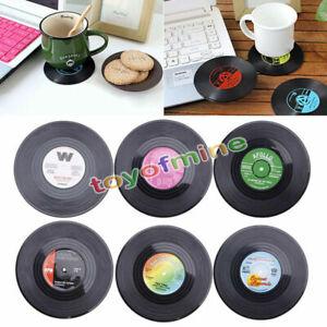 6pcs-Tapis-Pad-Coaster-Tampon-Dessous-De-Verre-Tasse-Cafe-Vinyle-Table-Gobelet