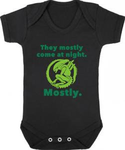 Newborn Gift Romper Baby Shower ALIENS New Bodysuit//Grow//Vest Gift Zenomorph