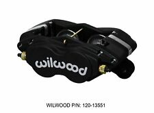 Wilwood 190-3650 Crossover Tube Forged Billet Dynalite Caliper Pair