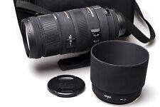 Sigma 120-400 mm F/4.5-5.6 DG OS APO HSM f. Nikon