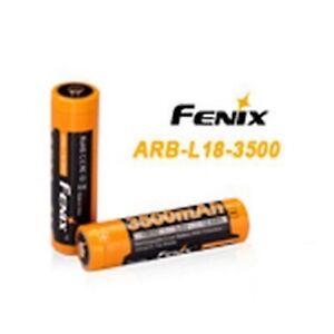 Fenix ARB-L18-3500U mAh 18650 LiIon Akku geschützt
