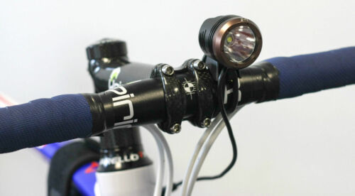 TURA SCOUT HIGH POWER FRONT BICYCLE LIGHT MTB ROAD BIKE LIGHT POWERFUL 850 LUMEN