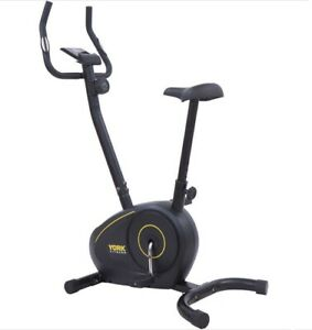 York Fitness Active 100 Exercise Bike Cardio 8 Resistance Levels