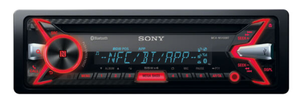 sony mexn5100bt car stereo receiver with bluetooth for sale online | ebay