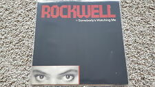 Rockwell/ Michael Jackson - Somebody's watching me 12'' Mix Vinyl LP
