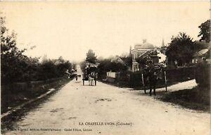 CPA-La-Chapelle-Yvon-Calvados-515924