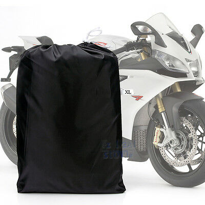 XL Motorcycle Cover For Harley-Davidson Sportster/Dyna/Fat Bob FXDF/FXDB/Softail