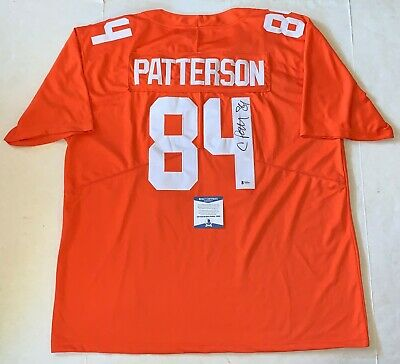 Cordarrelle Patterson signed Tennessee Volunteers jersey autographed BAS Beckett   eBay