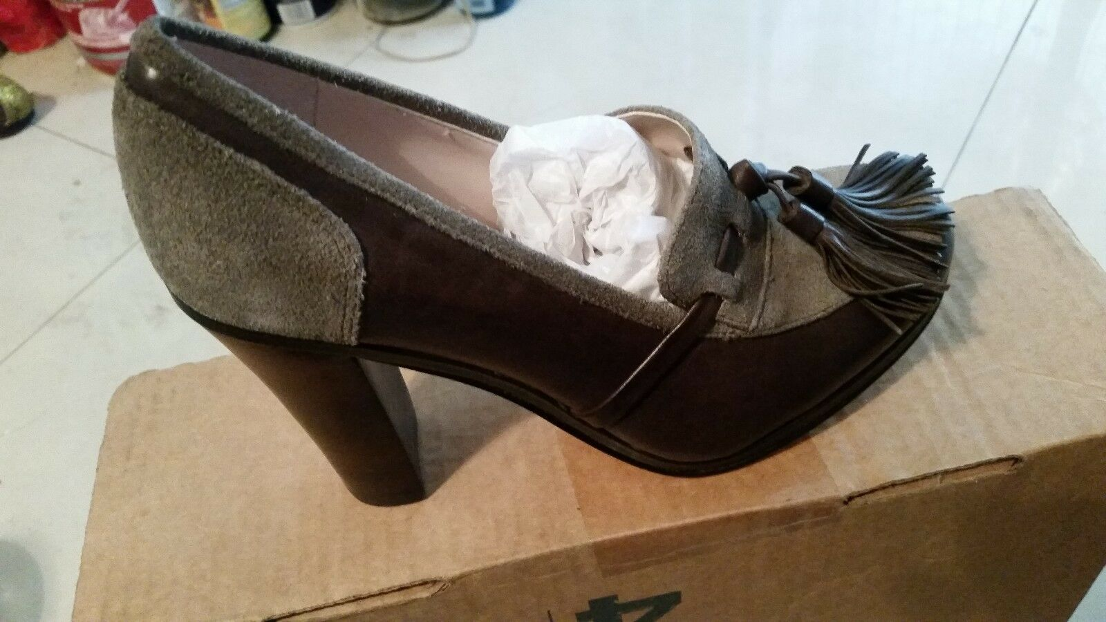 Women High Heels Booties -BLOOMINGDALE - Bought  350