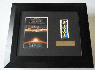 Star Trek /'Generations/' Series 2 Original Film Cell Memorabilia Collectors COA