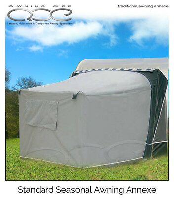 Camptech Standard DL Annexe for Savanna Eleganza Atlantis DL Awnings Ex Demo