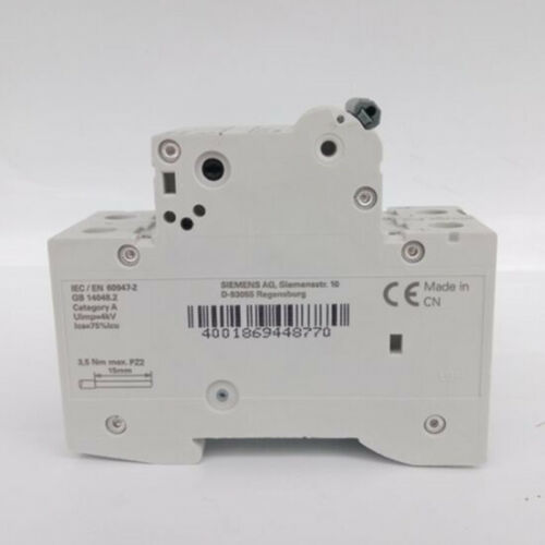 New  Siemens  5SY5232-7CC  circuit  breaker  free shipping