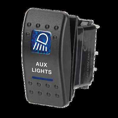NARVA ROCKER SWITCH AUX SPOT LIGHTS  ARB CARLING 12V 4X4 4WD 63144BL