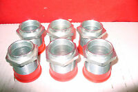 5 Pieces,new, 5400-s2-12 Aeroquip/eaton Male Coupling Refrigerant