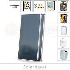 Solarbayer Solarset Solaire 4.04m² Installation Eau Chaude Sanitaire Potable