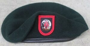 Delta Force Beret Flash Authentic New 1...