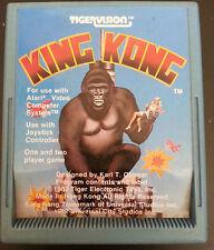 Atari 2600. King Kong (Tigervision)
