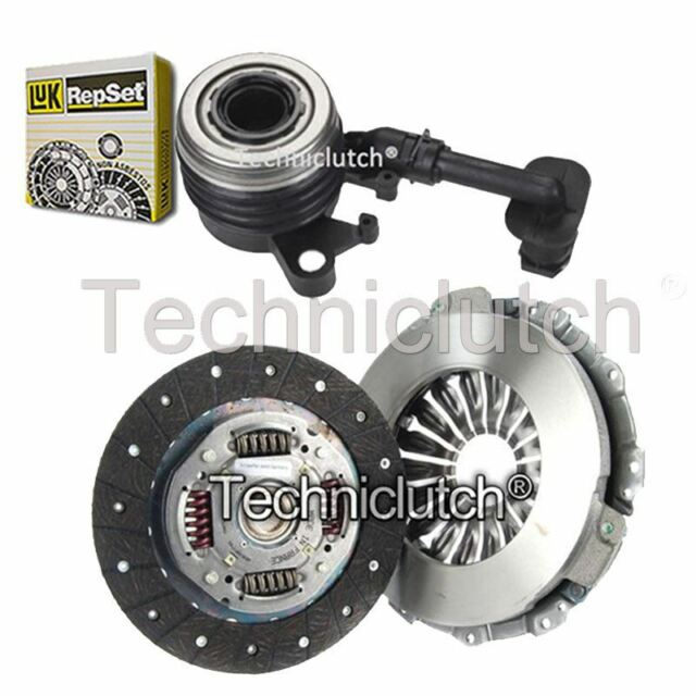 Luk Clutch Kit Set Replacement Part For Renault Clio 1.5 Dci 2001-2005