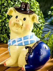 XXL-suesses-Sparschwein-in-Tracht-Spardose-Schwein-sparen-Keramik-22-cm-x
