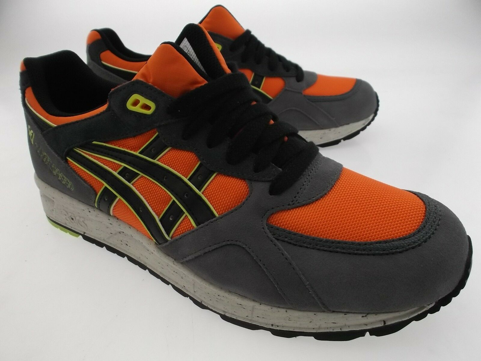 Asics Tiger Uomo Gel-Lyte Speed orange dark grey HN511-0916
