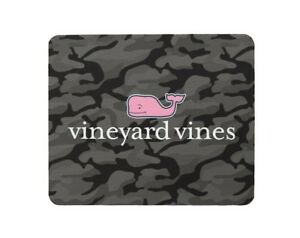 Vineyard-Vines-Mouse-Pad-in-BLACK-CAMO-BRAND-NEW-SEALED-IN-PACKAGE