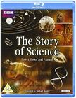 The Story of Science Region 2 - Blu-ray