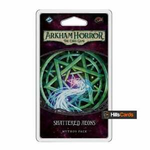 Shattered-Aeons-Mythos-Pack-Expansion-Arkham-Horror-The-Card-Game-LCG-AHC25