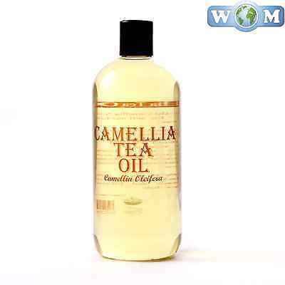 Camellia Tea Carrier Oil 100% Pure 500ml (OV500CAMETEA)