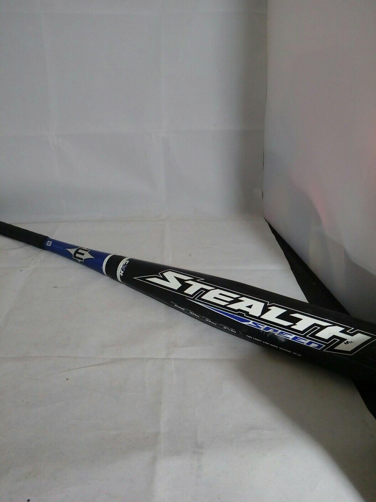 Easton  Stealth Speed 75 Flex -10 32 22 Composite Youth Baseball Bat.