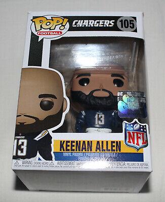 Vinyl-FUN31771 Keenan Allen Pop Chargers NFL