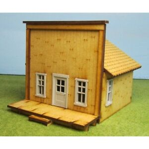 Details about COWTOWN STORE - KNUCKLEDUSTER - WILD WEST WARGAMES BUILDINGS  - 28MM