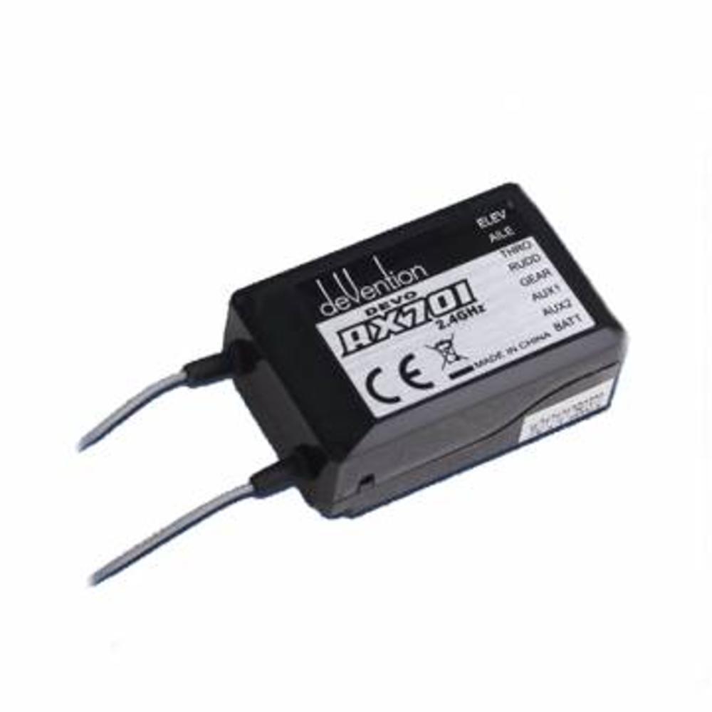 Walkera RX701  2.4G Receiver Per Walkera DEVO F7 trasmettitore  fabbrica diretta